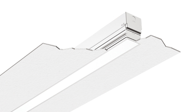 "Grüv® 4"" High Efficiency Recessed Linear LED"