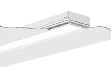 "Grüv® 12"" Recessed Linear Fluorescent"