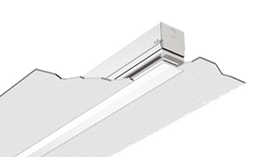 "Grüv® 4"" Recessed Linear Fluorescent"