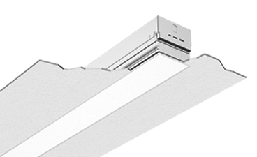 "Grüv® 6"" High Efficiency Recessed Linear Fluorescent"