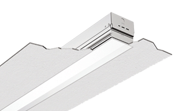 "Grüv® 6"" Recessed Linear Fluorescent"