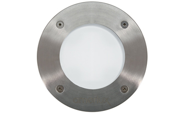 "Passo CR 4"" Stainless Steel Soft Glow LED Recessed Wall Luminaire"