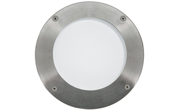 "Passo CR 6"" Stainless Steel Soft Glow LED Recessed Wall Luminaire"
