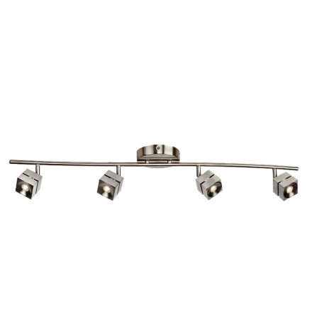 Cantrell LED - Satin Nickel