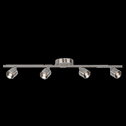 Core LED - 4-head - Satin Nickel or Polished Chrome