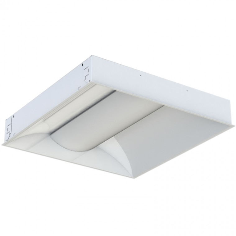2x2 LED Troffer Recessed