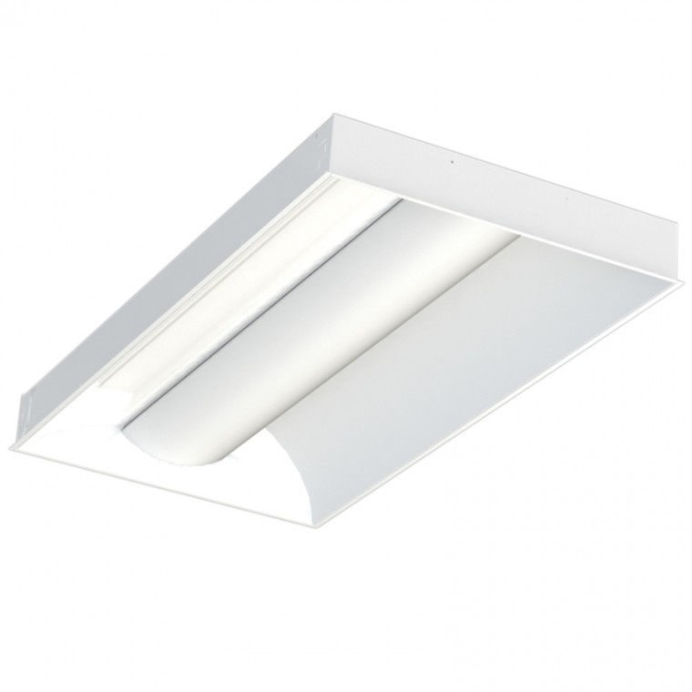 2x4 LED Troffer Recessed