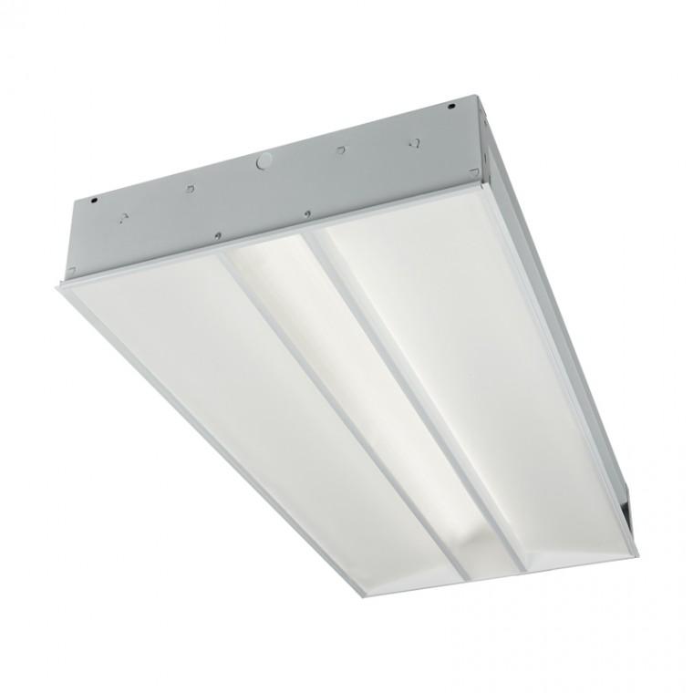 2x4 LED CA Troffer Recessed