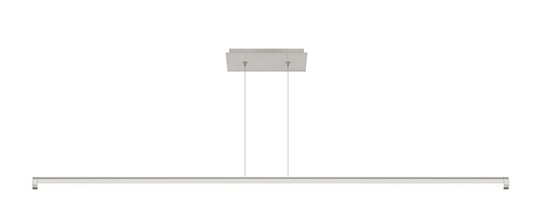Pipeline 1 Suspension Downlight With Power - Center Feed