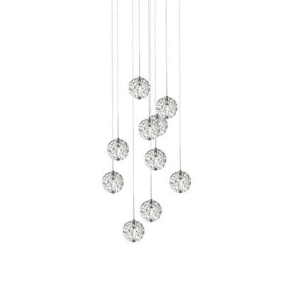LED Bubble Ball 9