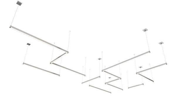 Cirrus Suspension Downlight Modular