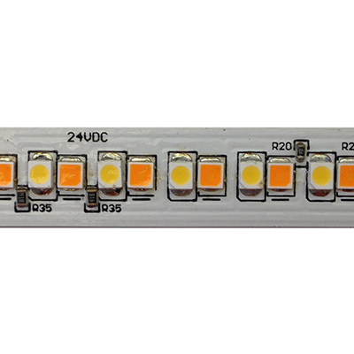 SS5C Tunable White Soft Strip 4.8W 24VDC High Output, Commercial Grade, 2K4K