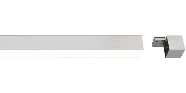 Zip Shelf And Desk Light Modular
