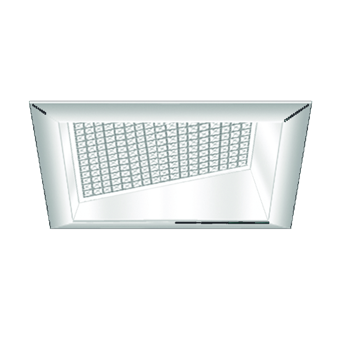 """4"""" x 8"""" Xicato LED Parallel Wall Wash with Lens"""