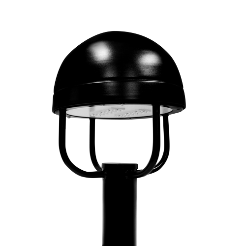 D803-LED Post Top Area Light