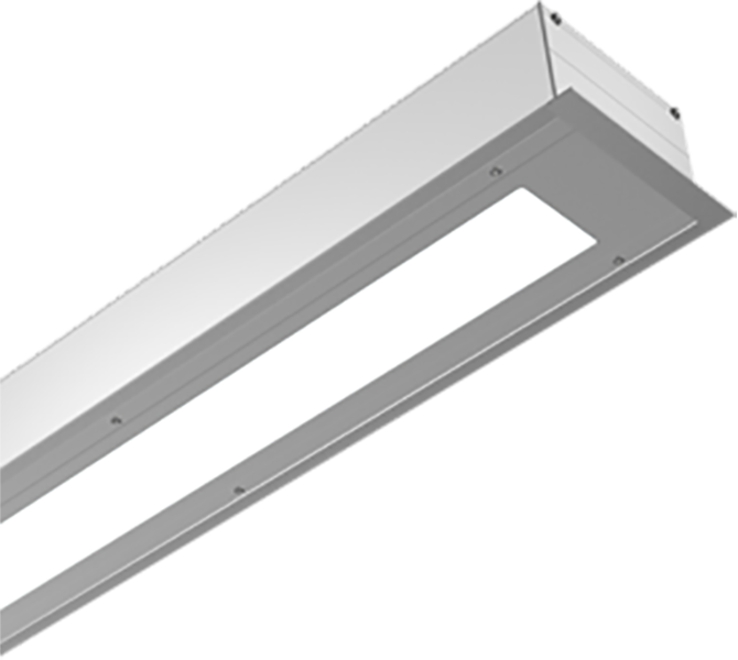 166 Recessed Rail IP
