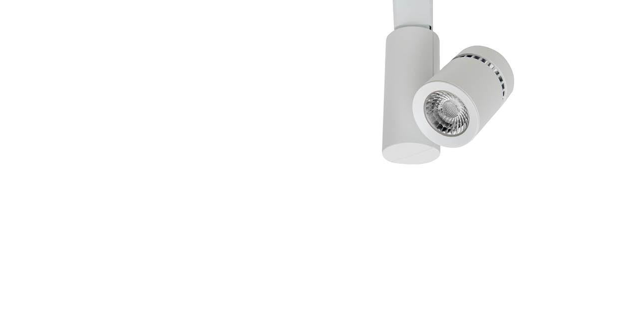 Fundamentals 14W Vertical LED Track Luminaire