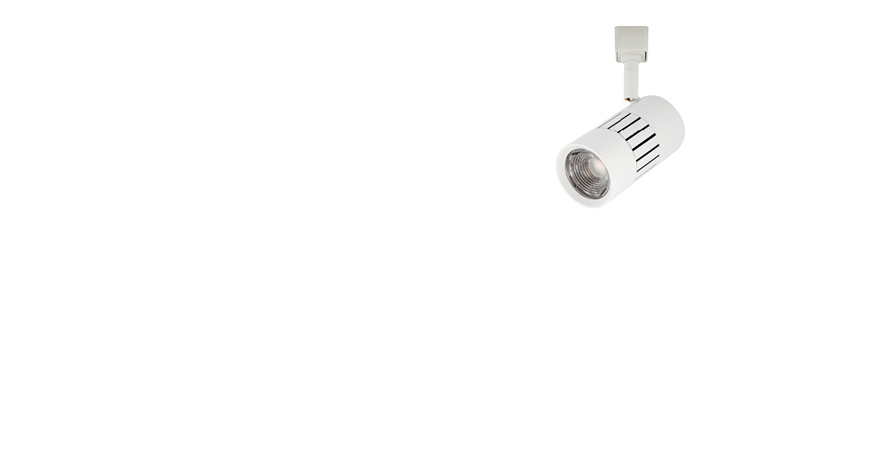 Fundamentals 14W LED Track Luminaire