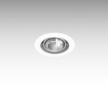 """ROUND TRIM; 4"""" LED"""