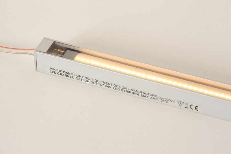 Exterior LED Channel