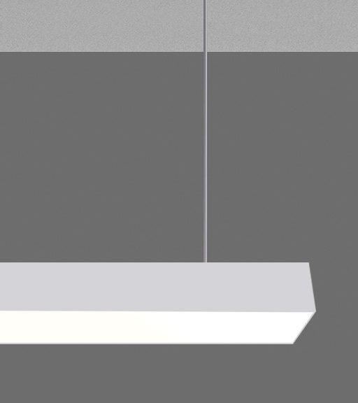 100 Linear Suspended LED