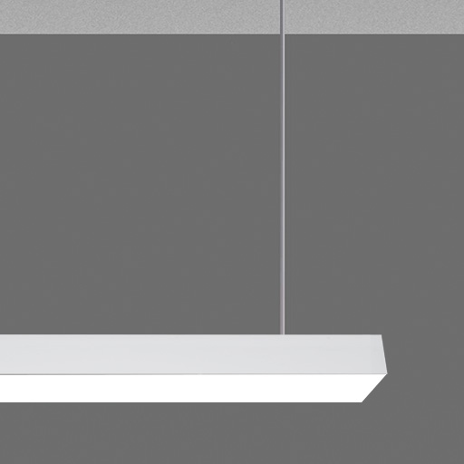 60 Linear Suspended LED
