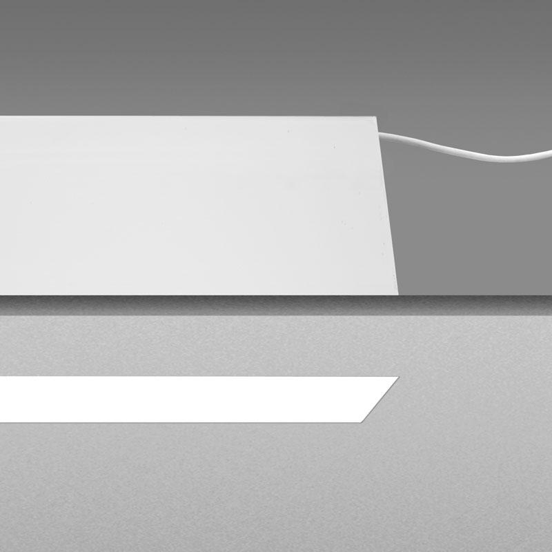 100 Linear Plaster-in LED