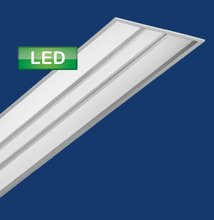 High Performance Recessed LED (HPR-LED): 1x4