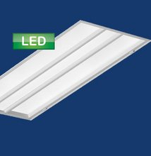 High Performance Recessed LED (HPR-LED): 1x2