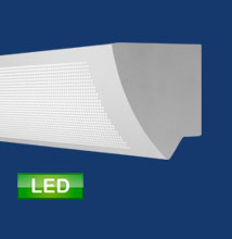 Series 17 LED Angled Curved Fascia