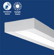 Series X1-R Rectilinear Luminaire with Many Optical Options