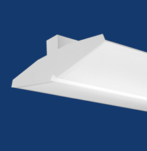 Series 15  Low Ceiling, Indirect - Direct Luminaire