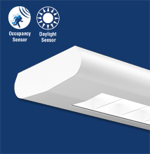 Series 10 Oval Luminaire with Wide Range of Optical Options
