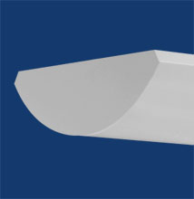 Series 8-I Curved, Indirect Luminaire