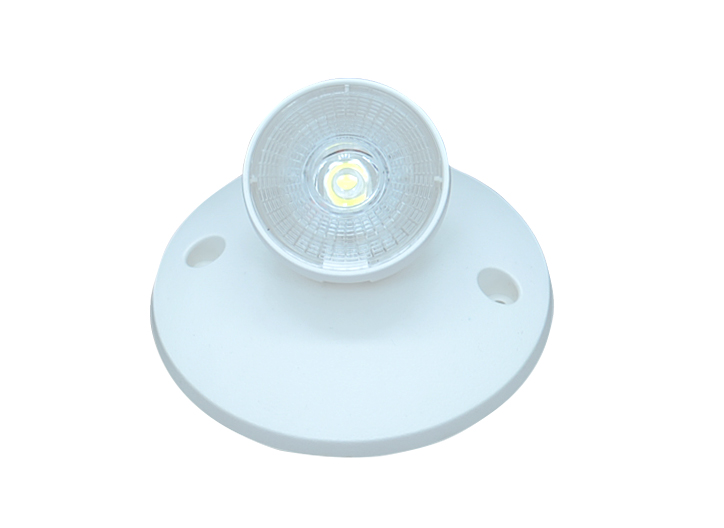 Damp Location LED Single Remote Head For LED Emergency Light
