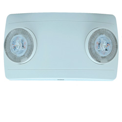 High Output LED Emergency Light w -  Self-Diagnostic Feature & Option Narrow Focal Lens