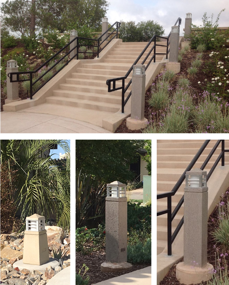 """110 Series; See �CONCRETE Selection Guide"""" for additional color and texture options at no additional cost."""