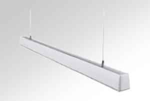FSL 4' & 8' Direct Single Run Linear Luminaire Series