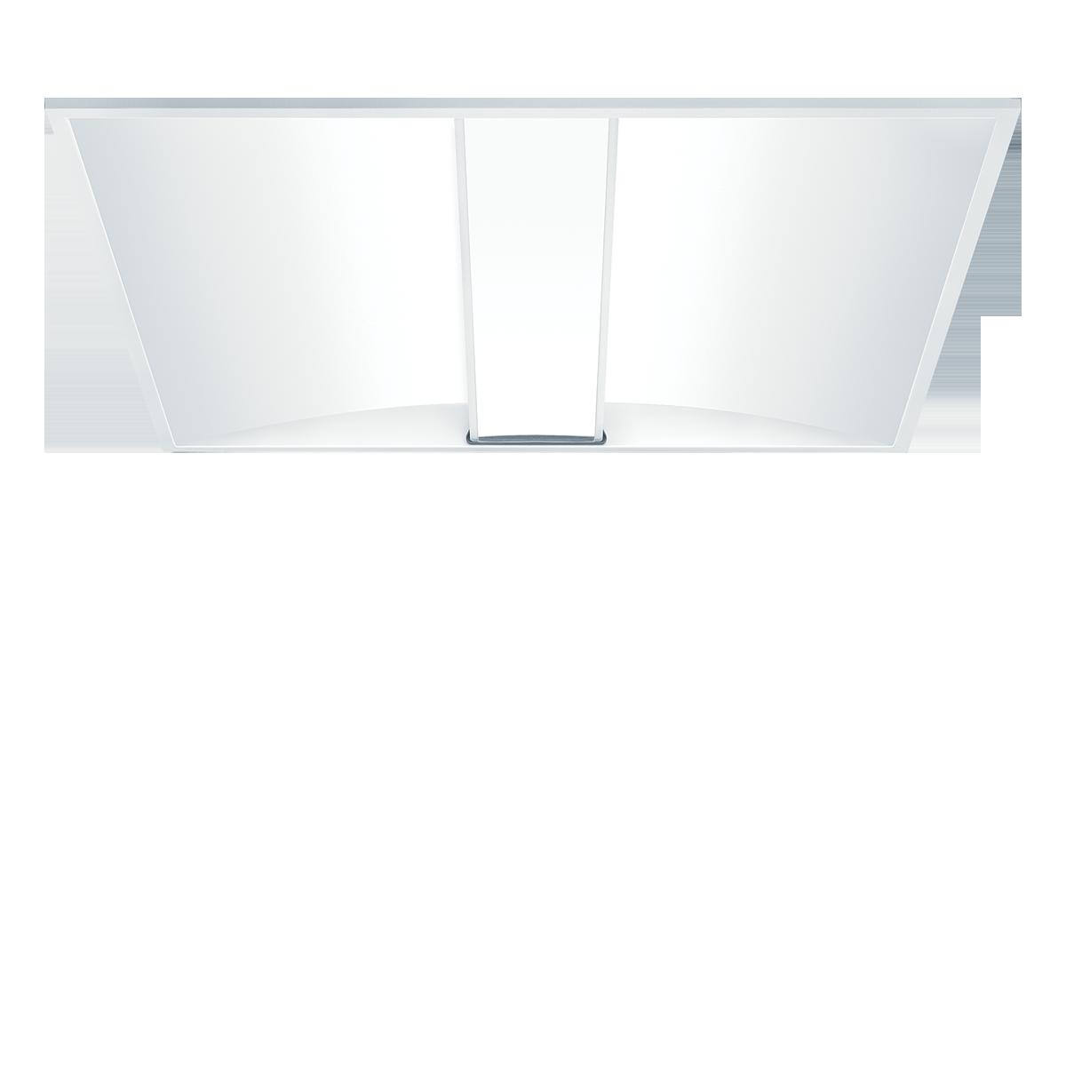 MELLOW LIGHT MELLOW LIGHT IV Recessed \ Split Diffuser Optic 2' x 2'