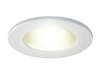 3 RGBW Frosted Lensed Downlight