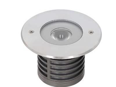 4 RGBW Stainless Steel In-Ground Light (Bluetooth - DMX - IR)