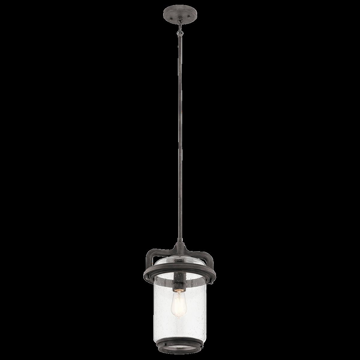 Andover Collection; Andover 1 Light Outdoor Pendant WZC