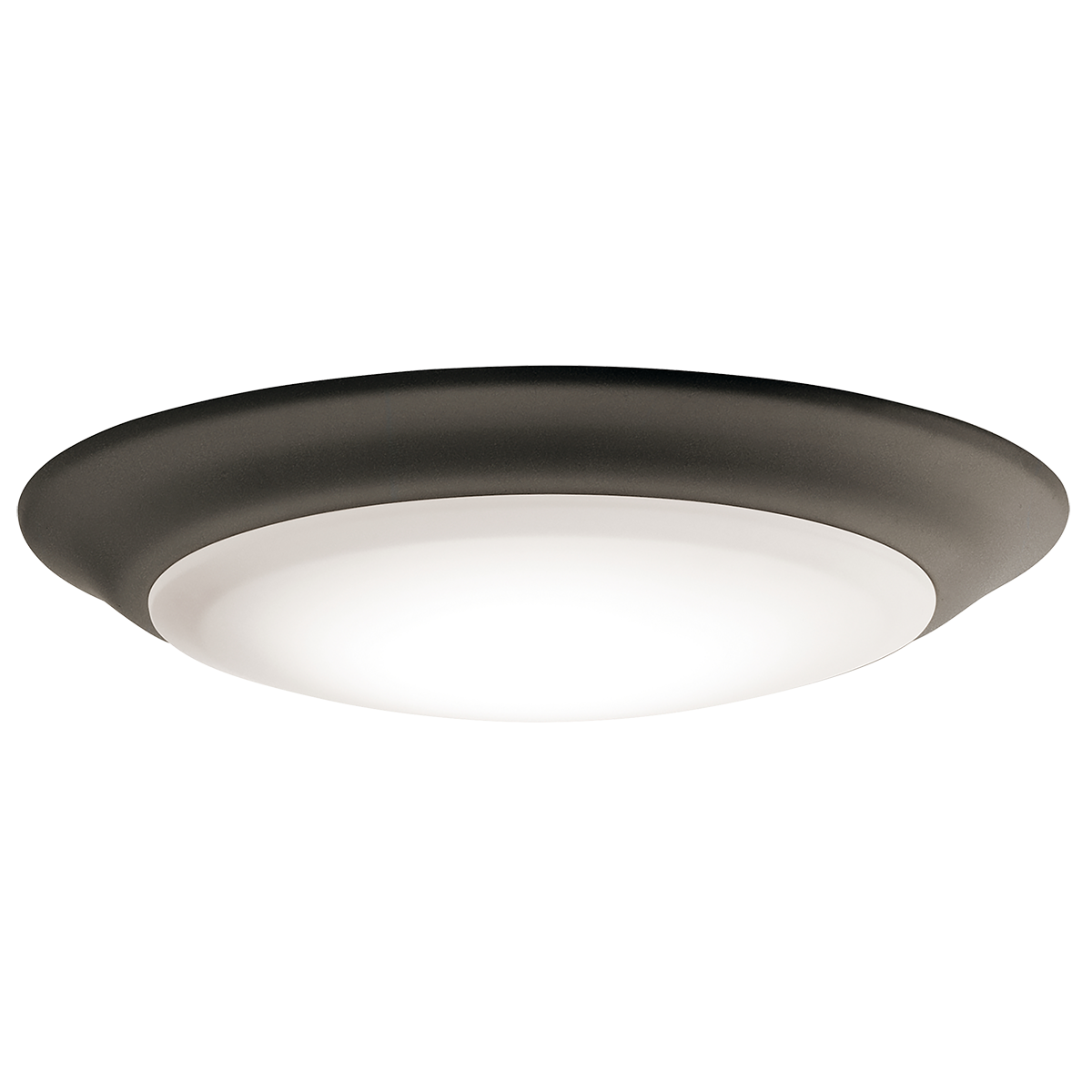 1 Light 3000K LED Flush Mount OZ