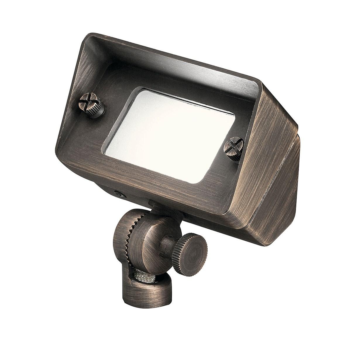 12V Brass Flood Light CBR