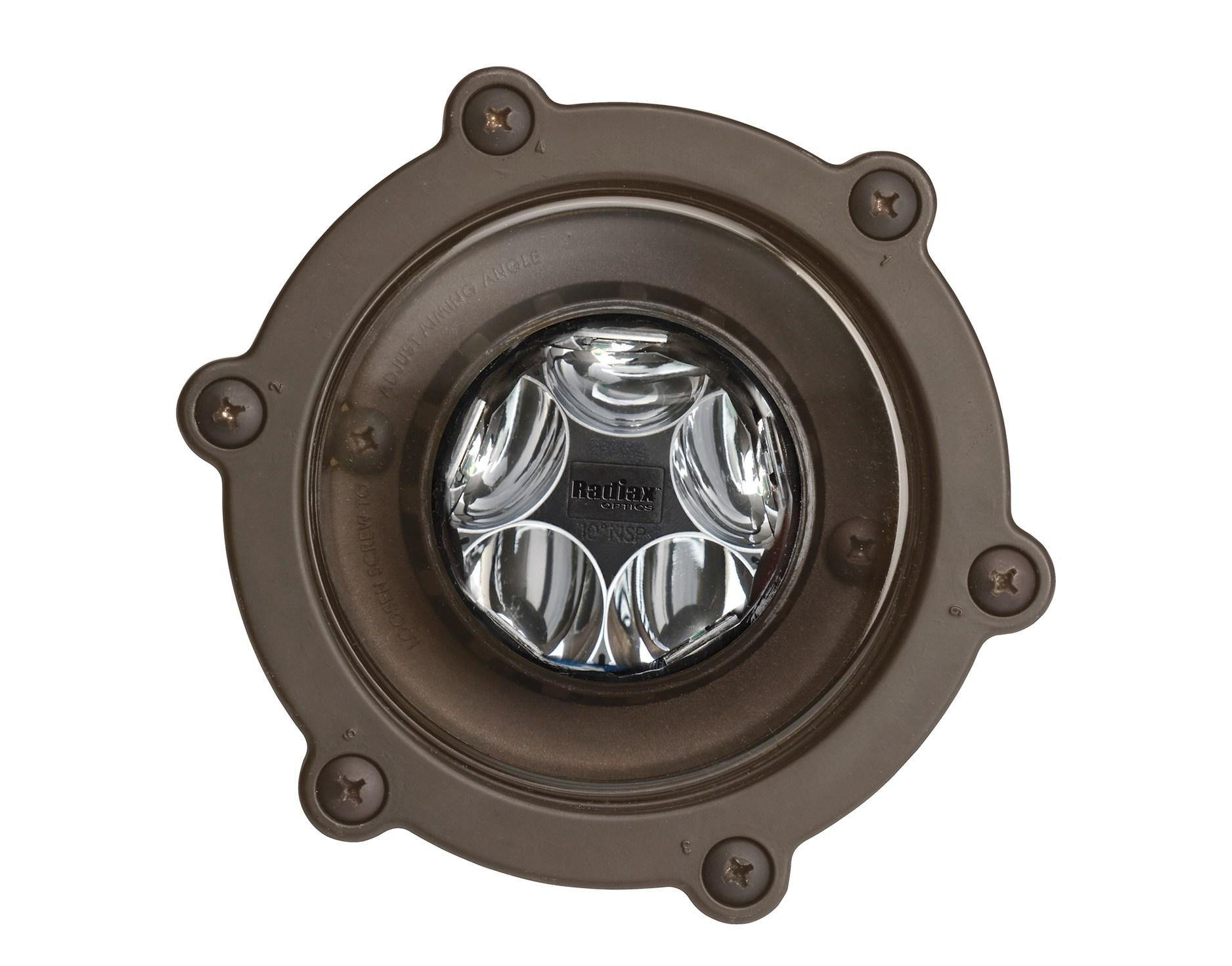 12V LED 14W 60 Deg Wfl Well 30 BBR
