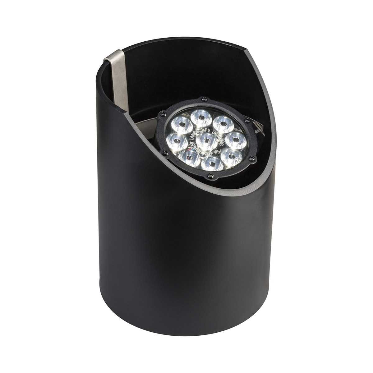 12.4W 10 Degree LED Well Light BKT