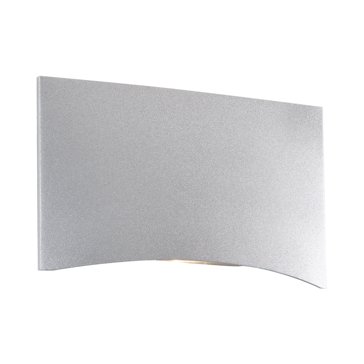 "3"" x 4-1 - 2"" LED Step Light, Silver Metallic Finish"