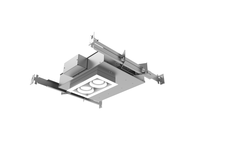3.75in Gyro Shift Multiples Dual Head Trim