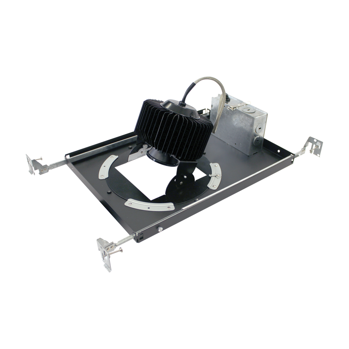"""5"""" Non-IC Adjustable New Construction Housing, 17W  -  2700K"""