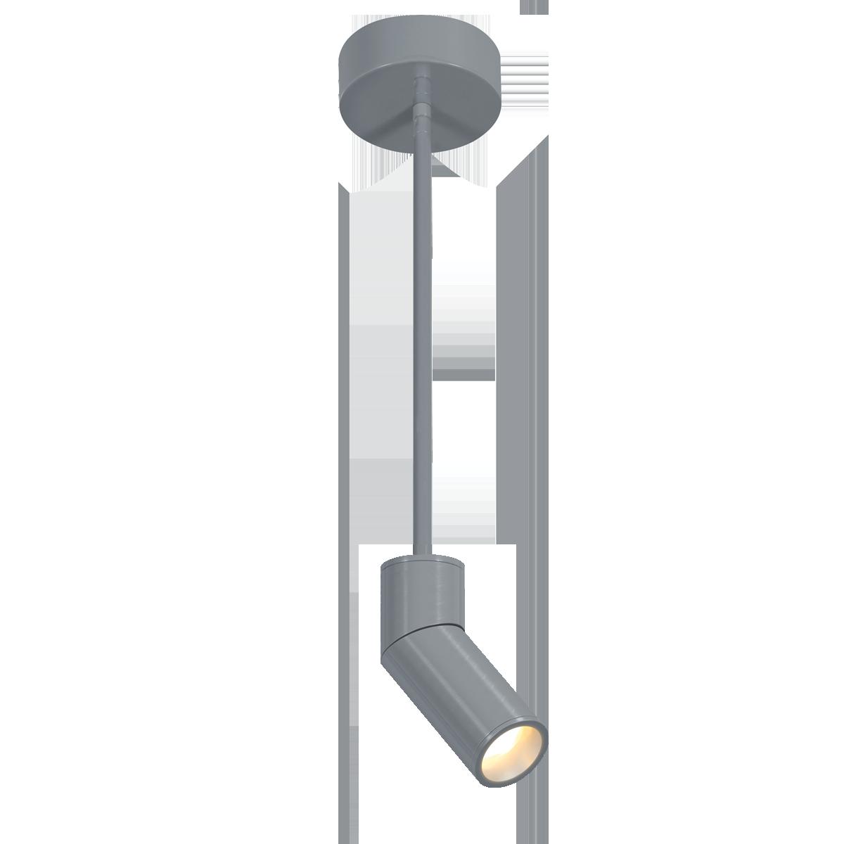 """2"""" Adjustable Twist LED Pendant, 4000K  -  80 CRI"""
